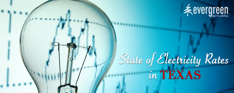 State of Electricity Rates in Texas – May 2018