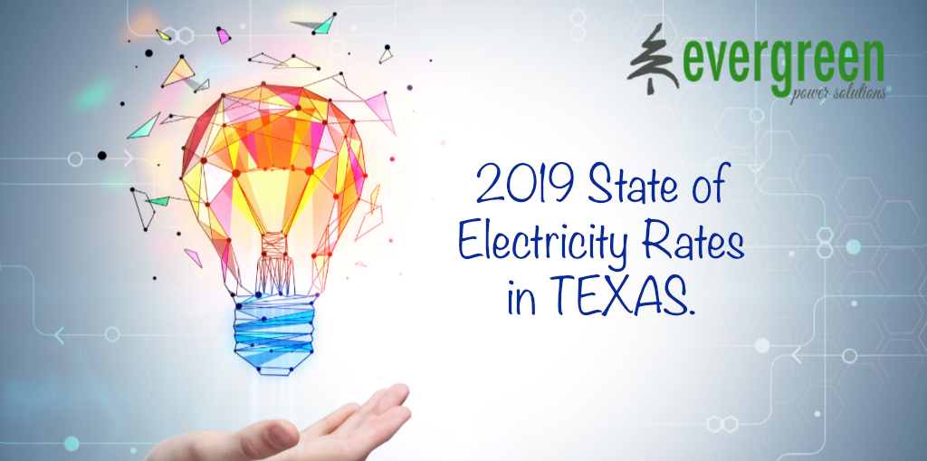 2019 State Of Rates Evergreen Power Solutions